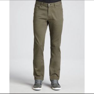 THEORY | Olive Green Haydin Pants Sz 36